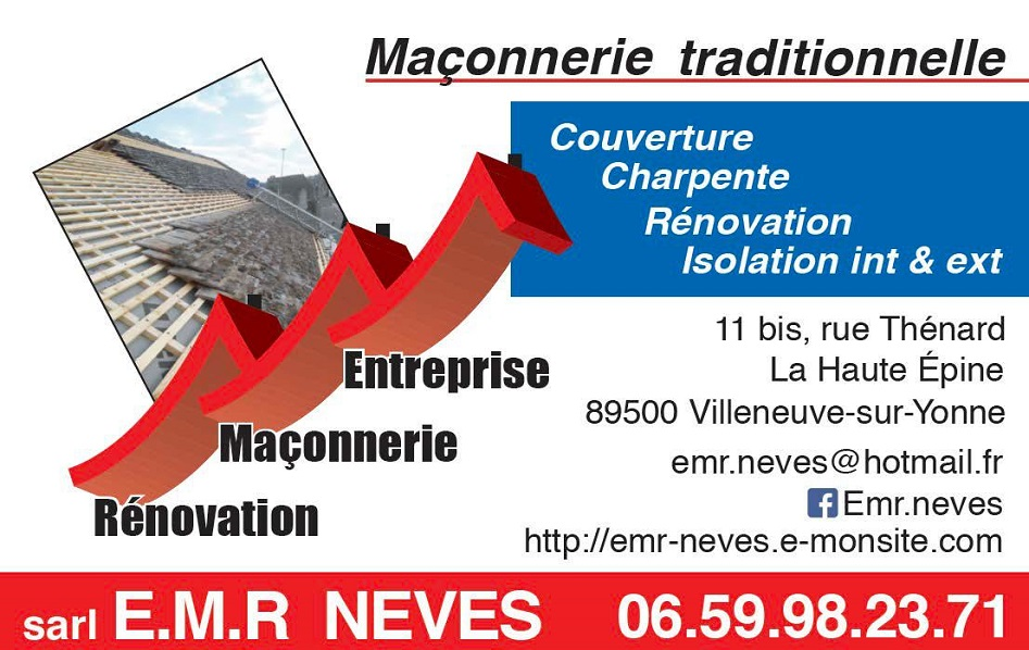 EMR NEVES MAONNERIE